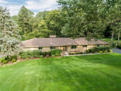 BLOOMFIELD Single Family Home For Sale: 7141 Fairhill Road
