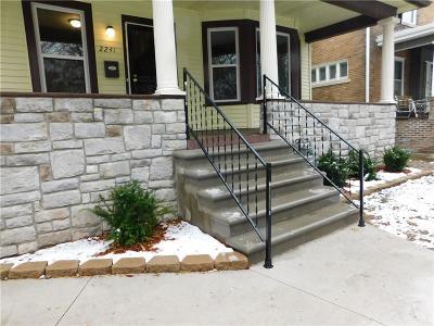 Detroit Single Family Home For Sale: 2241 Lamothe Street