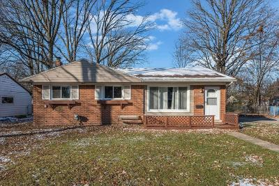 Southfield Single Family Home For Sale: 28073 Sutherland Street