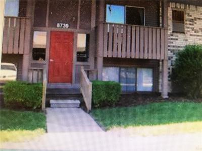 Brighton Condo/Townhouse For Sale: 8739 Green Willow Street #96