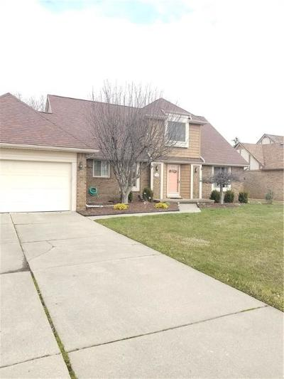 Livonia Single Family Home For Sale: 37642 Munger Drive