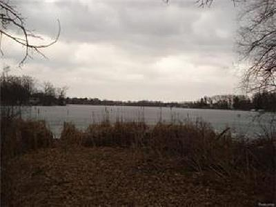 Brandon Twp Residential Lots & Land For Sale: Kathleen Lake Rd. Drive