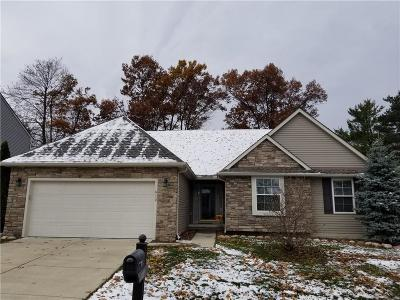 Lake Orion, Orion Twp, Orion Single Family Home For Sale: 412 Newton Crt Court