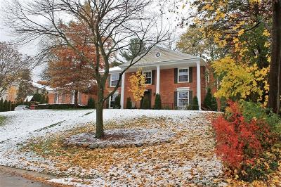 BLOOMFIELD Single Family Home For Sale: 819 Shady Hollow Circle
