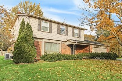 West Bloomfield Twp Single Family Home For Sale: 6516 Tamerlane Drive