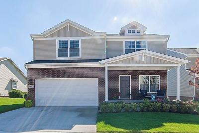 South Lyon MI Single Family Home For Sale: $305,000