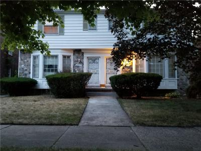 Detroit Multi Family Home For Sale: 20217 Stratford Rd Road