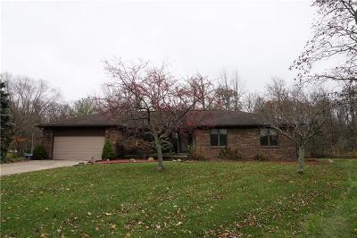 Grosse Ile Twp MI Single Family Home Contingent - Continue To Show: $259,000