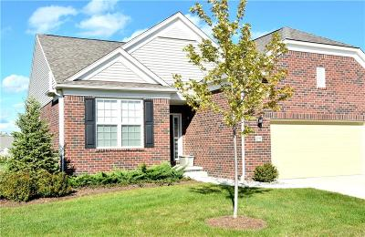 Lake Orion, Orion Twp, Orion Condo/Townhouse For Sale: 2117 Orwell Street