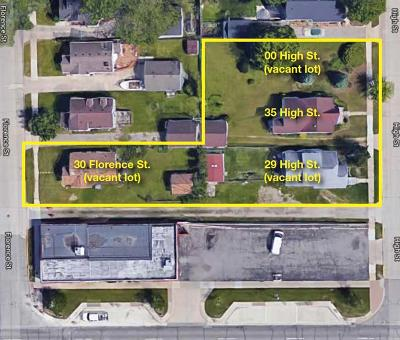 Clawson Commercial Lots & Land For Sale: High
