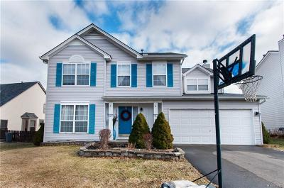 Oxford, Oxford Twp, Oxford Vlg Single Family Home For Sale: 1259 Poppy Hill Drive