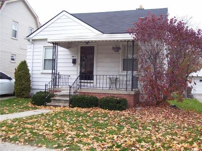 Dearborn Single Family Home For Sale: 5021 Kenilworth Street
