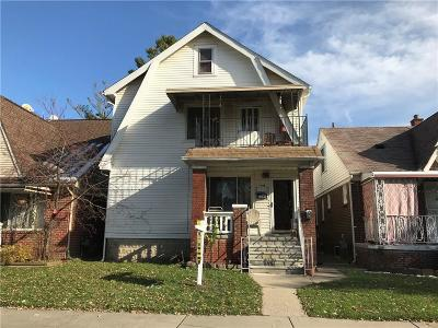 Dearborn Multi Family Home For Sale: 7708 Kendal Street