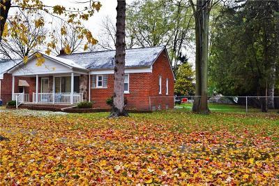 Allen Park Single Family Home For Sale: 6581 Winona