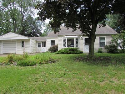 Single Family Home For Sale: 8881 Marlowe Avenue