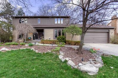 Farmington Hills Single Family Home For Sale: 31127 N Park Drive