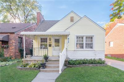 Dearborn Single Family Home For Sale: 4733 Westland Street