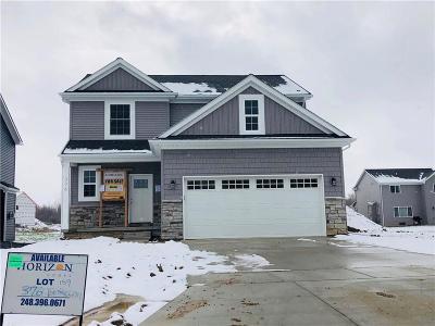 Holly Single Family Home For Sale: 376 Beaver Run Dr