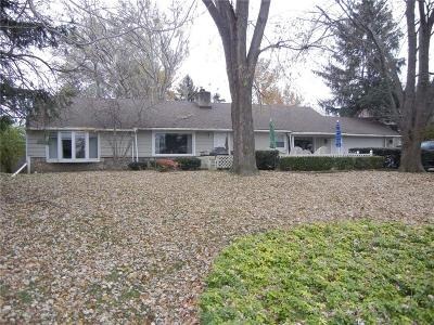 Single Family Home Sold: 23145 West River Road
