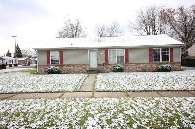 Taylor Single Family Home For Sale: 23719 Champaign Street