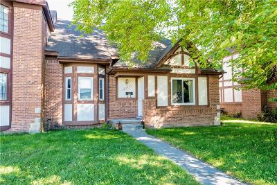Allen Park, Lincoln Park, Southgate, Wyandotte, Taylor, Riverview, Brownstown Twp, Trenton, Woodhaven, Rockwood, Flat Rock, Grosse Ile Twp, Dearborn, Gibraltar Single Family Home For Sale: 6450 Chase Road
