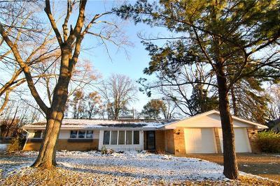 NOVI Single Family Home For Sale: 24566 Borderhill