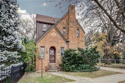 Dearborn Single Family Home For Sale: 1245 S Birch Street