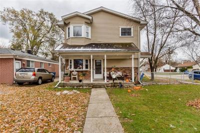 Dearborn Heights Single Family Home For Sale: 20071 Powers Avenue