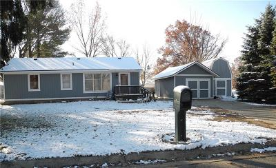Holly Twp, Holly Vlg, Holly Single Family Home For Sale: 302 Lakeview Street