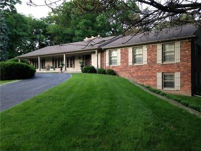 Bloomfield Hills Single Family Home For Sale: 232 Harlan Drive