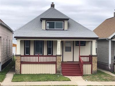 Hamtramck Single Family Home For Sale: 11593 Lumpkin Street