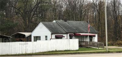 Pontiac MI Single Family Home For Sale: $299,000