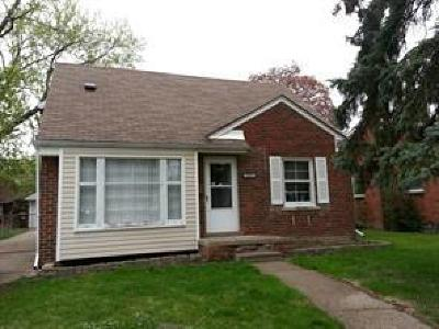 Inkster Single Family Home For Sale: 481 Brentwood Street