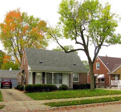 Dearborn Single Family Home For Sale: 3406 Cornell Street