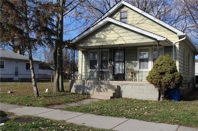 Warren Single Family Home For Sale: 8151 Orchard Avenue