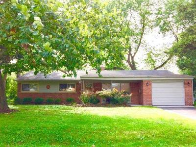 Farmington, Farmington Hills Single Family Home For Sale: 37841 Wendy Lee Street