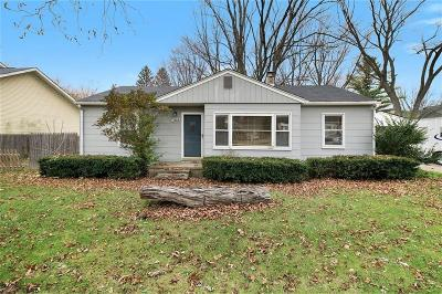 Livonia Single Family Home For Sale: 11965 Stark Road