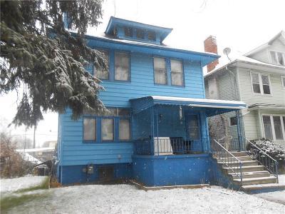 Highland Single Family Home For Sale: 181 Massachusetts Street