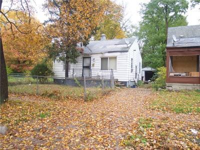Macomb County, Oakland County, Wayne County Single Family Home For Sale: 8894 Mettetal Street