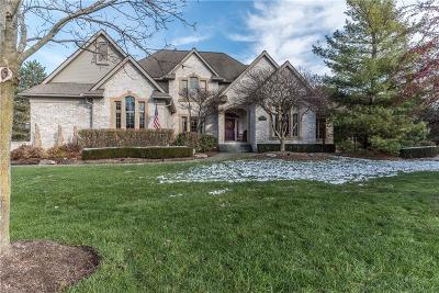 Northville Twp Single Family Home For Sale: 18134 Shelley Pond Court