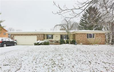 Orion Twp MI Single Family Home For Sale: $269,000
