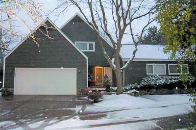Bloomfield Hills Condo/Townhouse For Sale: 7415 Pinehurst Circle #7