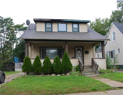 Pontiac Single Family Home For Sale: 17 Putnam Avenue