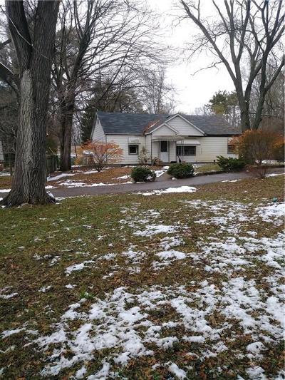 Highland Single Family Home For Sale: 3488 Highland Boulevard