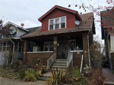 Detroit Single Family Home For Sale: 1526 Woodmere Street