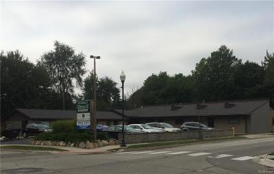 Royal Oak Commercial Lease For Lease: 830 E 4th Street #1