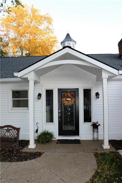 Grosse Ile Twp MI Single Family Home For Sale: $389,000