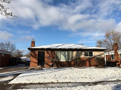 Warren Single Family Home For Sale: 24349 Masch Avenue