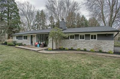 Bloomfield Twp Single Family Home For Sale: 686 Wattles Road