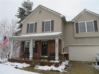 Linden Single Family Home For Sale: 294 Clear View Court